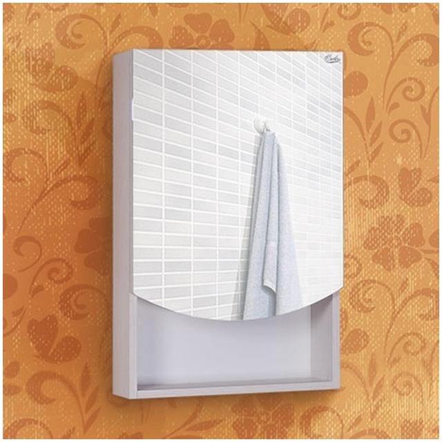 Шкаф-зеркало СЕЛЕНА 45 см Правый