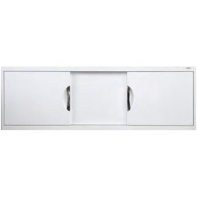 Экран под ванну купе ЛАГУНА 160 белый