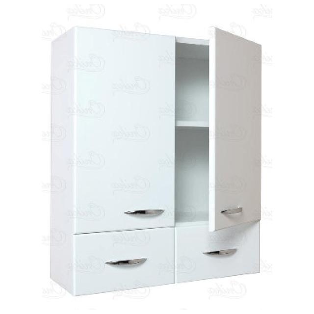 Шкаф двухдверный КРЕДО 60 см с 2 ящиками